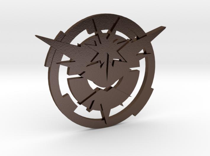 Pokémon Go Team Instinct Zapdos Lapel Pin 3d printed