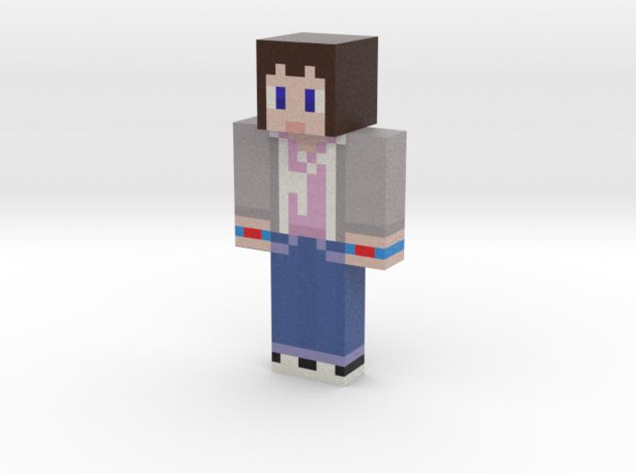 mellamosabrina | Minecraft toy 3d printed