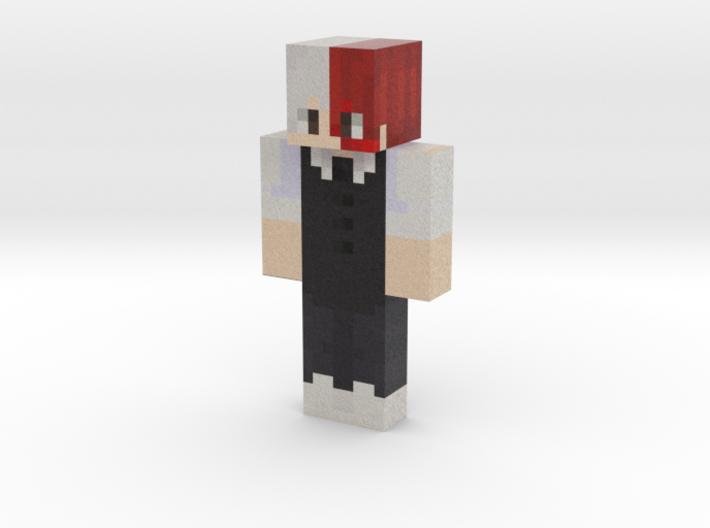 Gonarix   Minecraft toy 3d printed