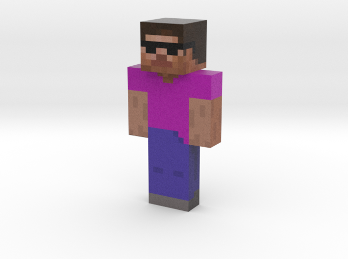 dylan42 | Minecraft toy 3d printed