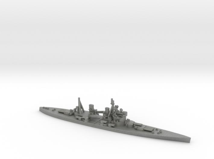 British King George V-class Battleship 3d printed