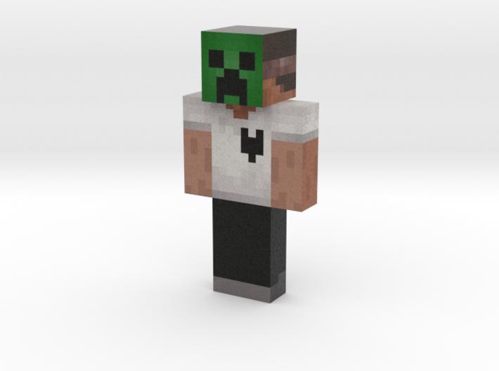NoisyJeis | Minecraft toy 3d printed