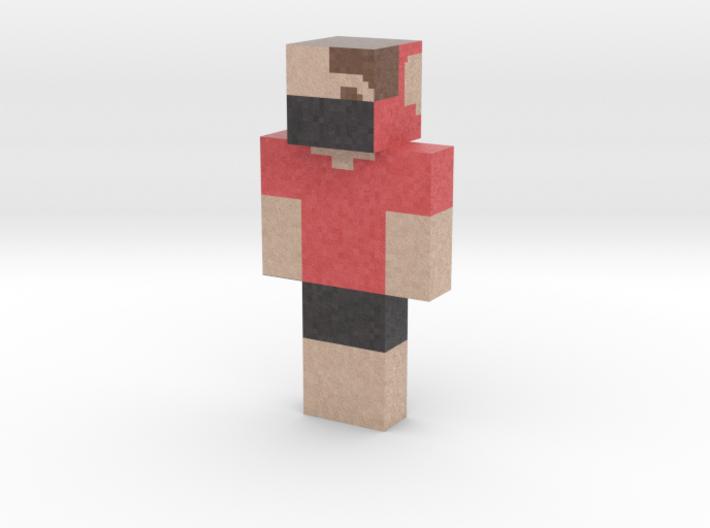 8FBC4B06-8233-4973-9116-10C5DDD1101D | Minecraft t 3d printed