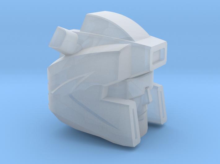 Scrapyard fighter #3 head for POTP Wreck-Gar 3d printed