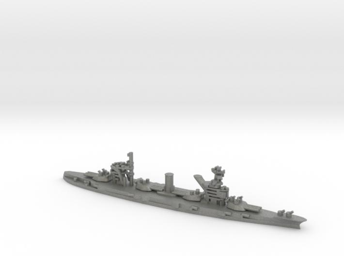Soviet Gangut-Class Battleship 3d printed