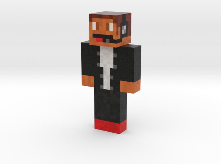 DouglassGamingYT | Minecraft toy 3d printed