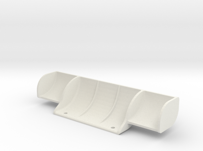 Mini-Z Mercedes Sauber C9 big rear wing 3d printed