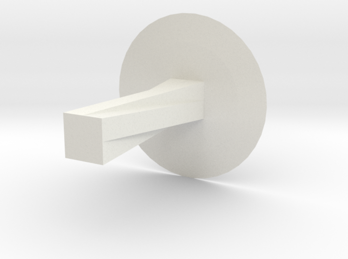 Helical Spiral Table 3d printed