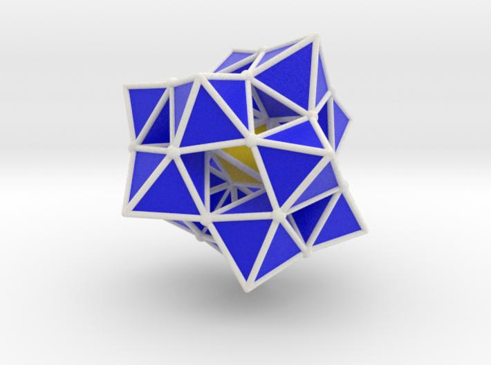 beta-Keggin 3d printed