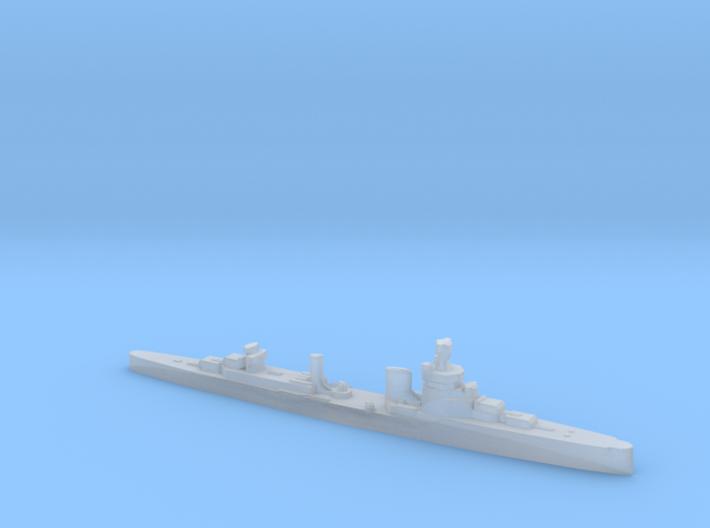 Bartolomeo Colleoni cruiser 1:3000 WW2 3d printed