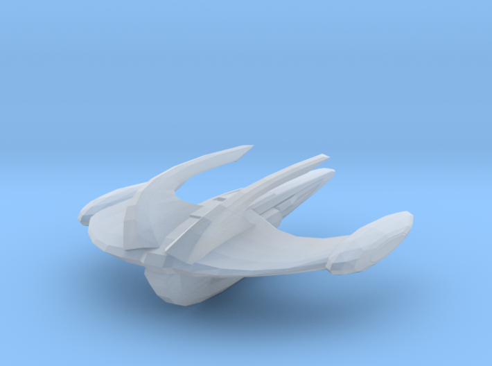 Deep Stand-off Attack Ship 3d printed