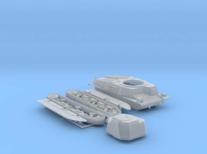 1/56 SARL 42 Tank (FCM 3 Man Turret 47mm SA37 Gun) 3d printed 1/56 42 Tank (FCM 3 Man Turret 47mm SA37 Gun)