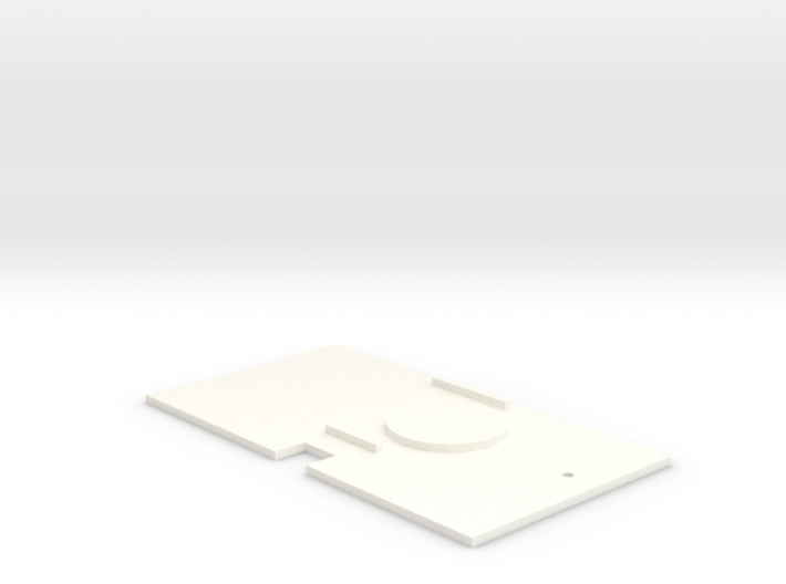 Kato Shay deck plate 3d printed