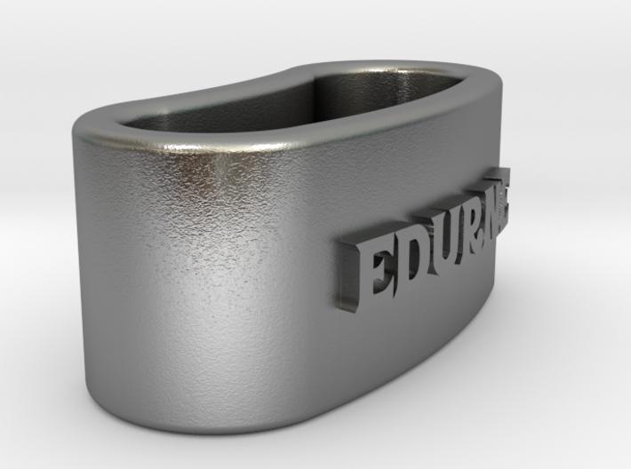 EDURNE 3D Napkin Ring with lauburu 3d printed