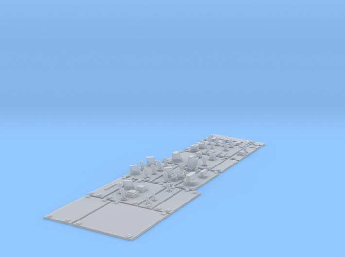 F16 COCKPIT SKYMASTER (E) 3d printed