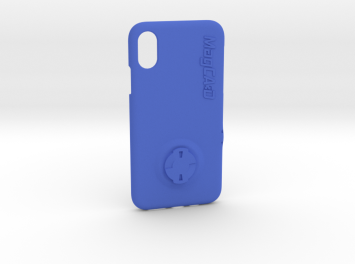 iPhone XS Wahoo Mount Case 3d printed