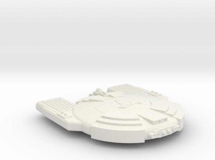 3788 Scale Andromedan Python Satellite Ship SRZ 3d printed