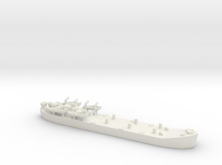 landing ship tank MK2 LST 1/1200 5 3d printed
