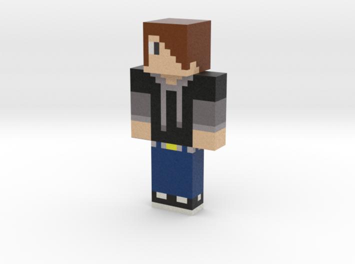 ThatBulgarian | Minecraft toy 3d printed