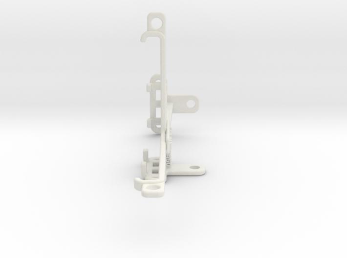 Samsung Galaxy A50 tripod & stabilizer mount 3d printed