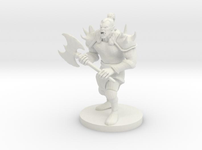 Orc 3d printed