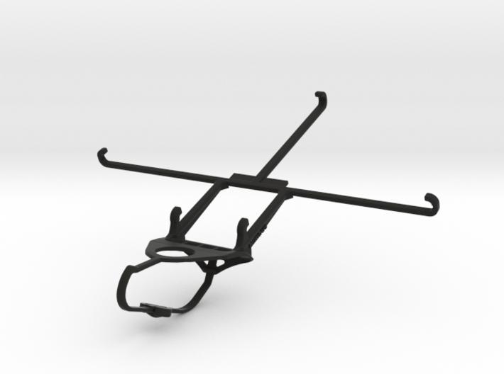 Steelseries Nimbus & Apple iPad mini (2019) - Fron 3d printed