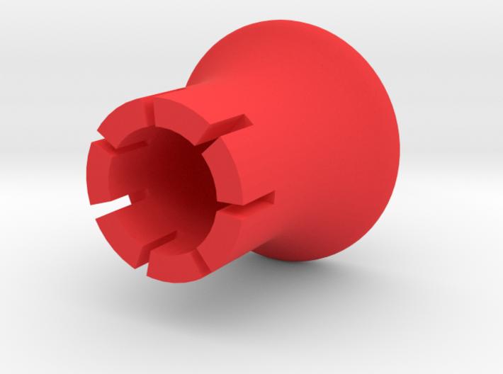 Thermoplan valve spring pusher 3d printed