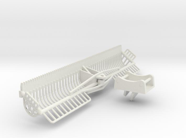 1/32 4 meter Maaikorf met adapter ewr150e 3d printed