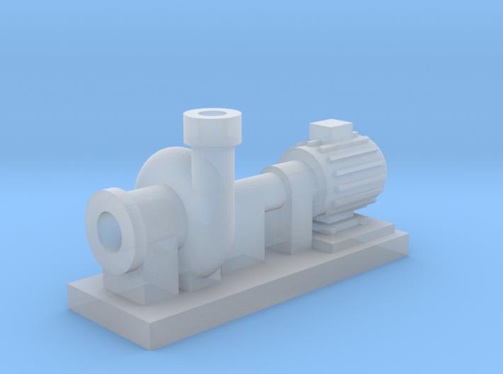 Zentrifugalpumpe neuere Bauart - TT 1:120 3d printed