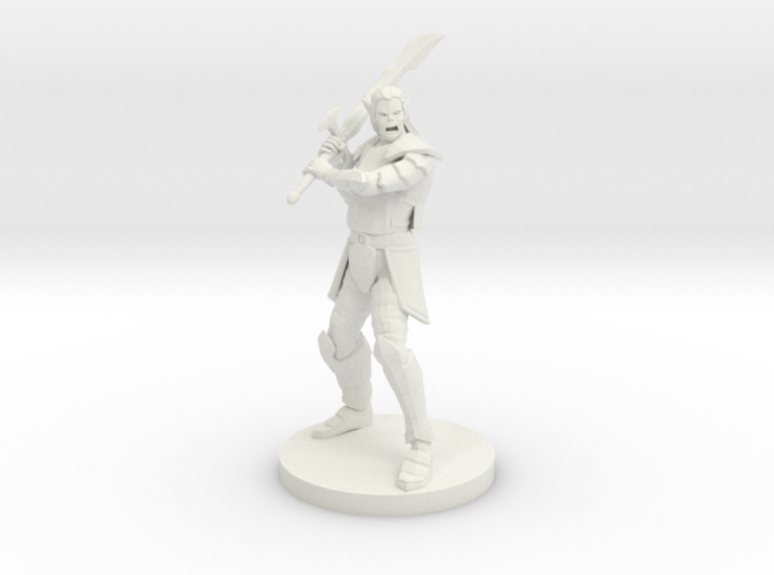 Githyanki Knight 3d printed