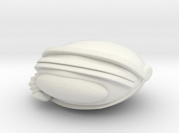 SpaceHelmetv3c 3d printed