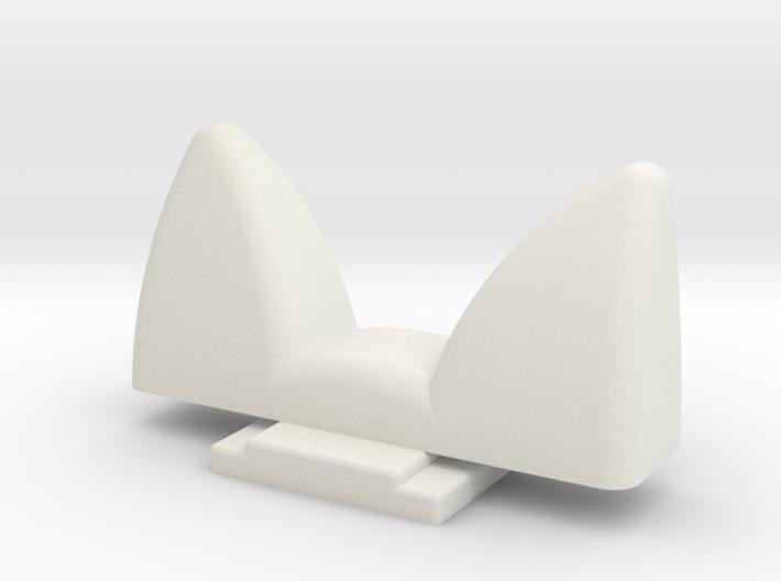 Hot Shoe Cover 'Nekomimi'(Cat's Ears) 3d printed