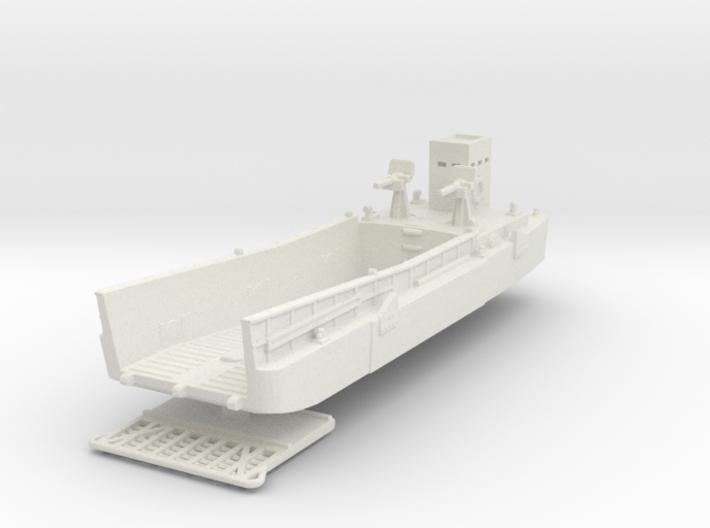LCM 3 Landing Craft 1/200 3d printed