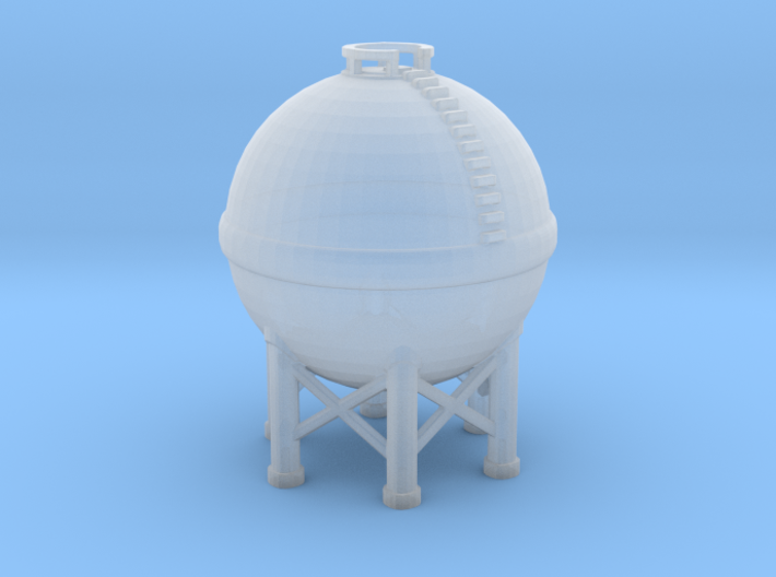 Gas/water holder/container/ fuel tank 3d printed