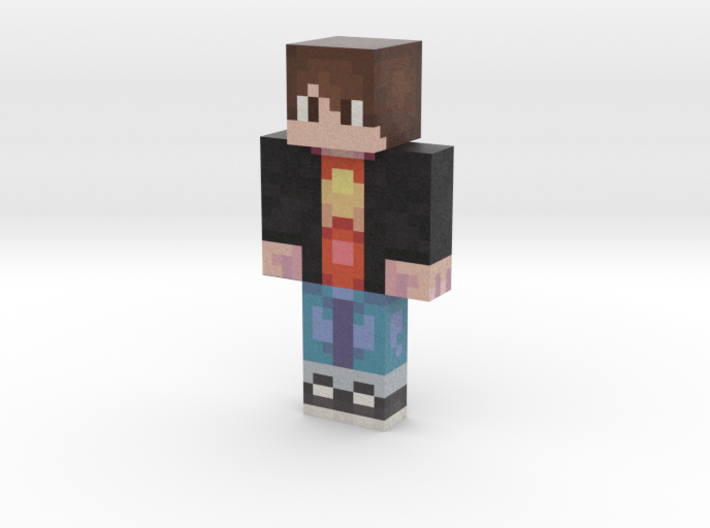 AlexHero8-Cool-SU | Minecraft toy 3d printed