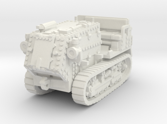 Holt 5T Tractor 1/100 3d printed