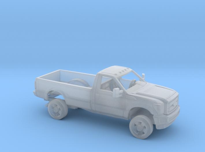 1/160 2011-16 Ford F Series RegCab LongBed Kit 3d printed