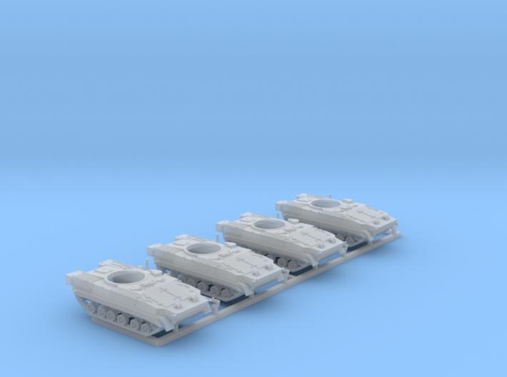 1/285 (6mm) Russian BMP-3M Dragun 57 IFV x4 3d printed 1/285 (6mm) Russian BMP-3M Dragun 57 IFV x4
