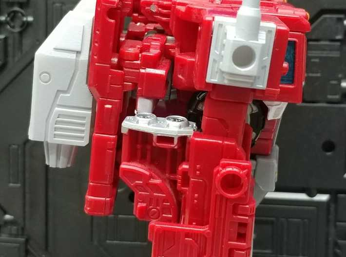 OP JET--SIEGE Voyager Optimus Prime upgrade kit  3d printed