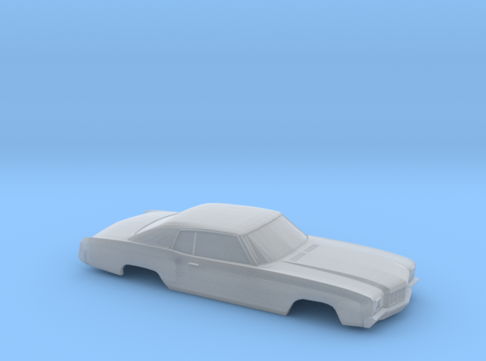72 Monte Carlo 1/87 3d printed