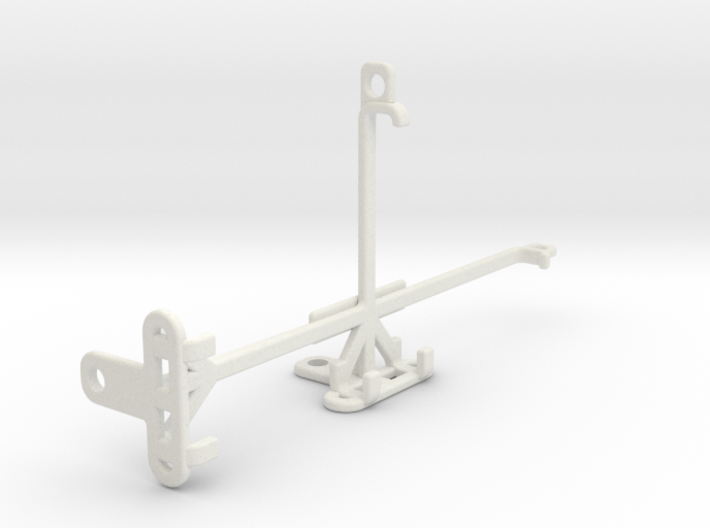 Huawei Enjoy 9e tripod & stabilizer mount 3d printed
