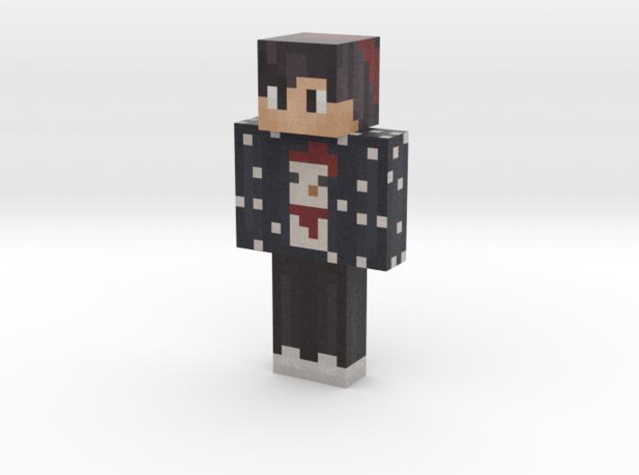 JacobLeWild | Minecraft toy 3d printed
