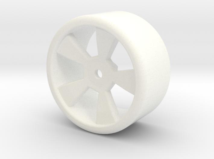 RC Drift wheel 1/10 Scale 3d printed