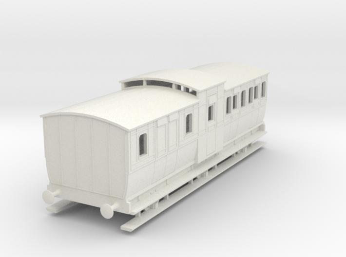 0-100-mgwr-6w-brake-3rd-coach 3d printed
