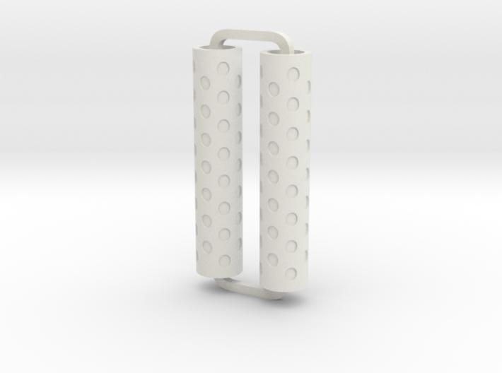 Slimline Pro holes ARTG 3d printed