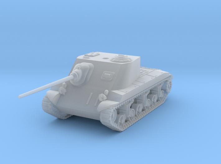 1/144 T25 AT SPG 3d printed