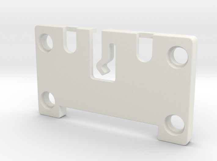 Ikea CLOSET DOOR PART 3d printed