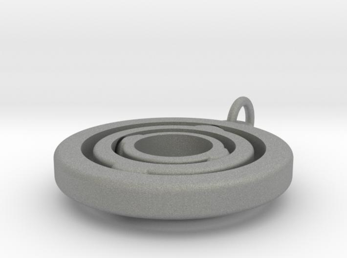 "Rotating Suspension ""Orbit"" 3d printed"
