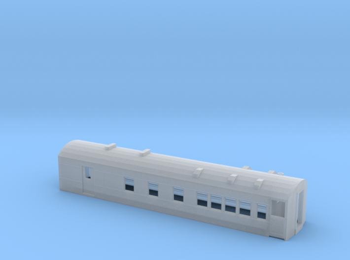 CNR Coach C-1 - N Scale 3d printed