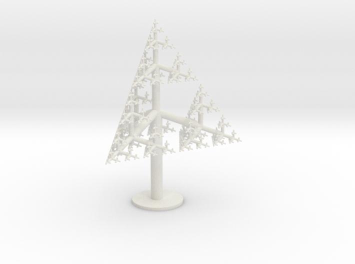 Tetrahedral Tree 50 cm 3d printed